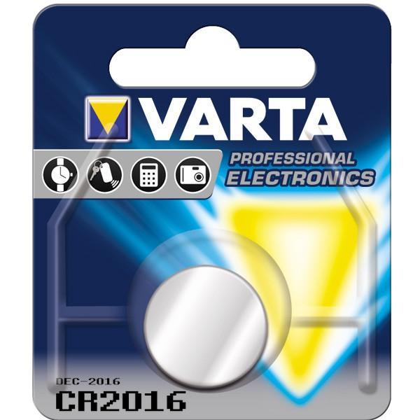 Baterie Varta Electronic 6016 Li-CR2016 0