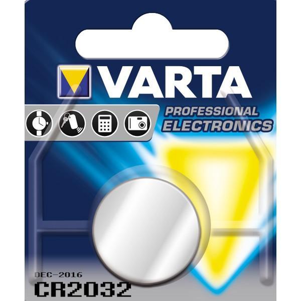 Baterie Varta Electronic 6032 Li-CR2032 0