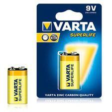 Baterie Varta Super 6F22-9V 0