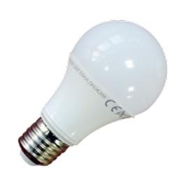 Bec led  E14 6w sferic/lumanare 1