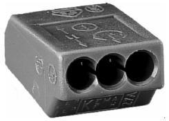 Conector  rapid  PC 253 portocaliu 0