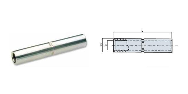 Papuc tubular F 25 2520208005 0
