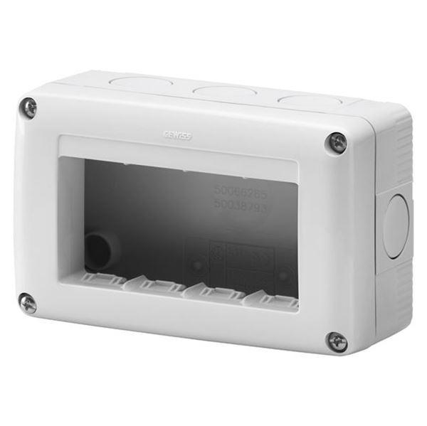 Carcasa plastic 4P GW27004 [0]