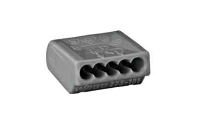 Conector  rapid   PC 258 negru [0]