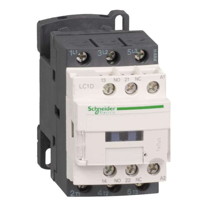 Contactor 3P 12A, 1NO+1NC 230V [0]