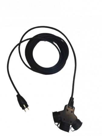 Prelungitor 10 m H07RN-F ( MCCG ) 3X1.5 TITANEX [0]