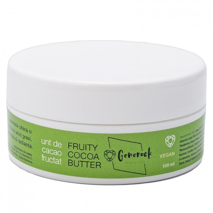 Fruity Cocoa Butter  VEGAN - Generock [0]