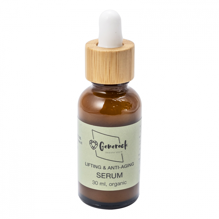 Lifting & Anti-aging Serum ORGANIC - Generock [1]