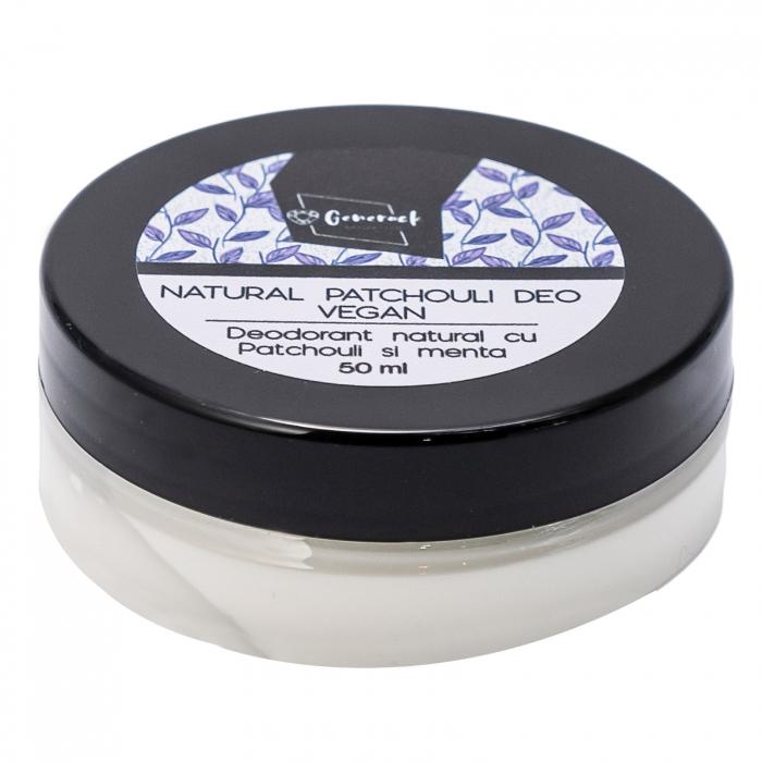Natural Patchouli Deo VEGAN - Generock [1]