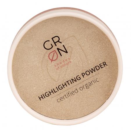 Highlighting Powder - golden amber