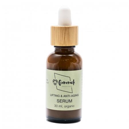 Lifting & Anti-aging Serum ORGANIC - Generock