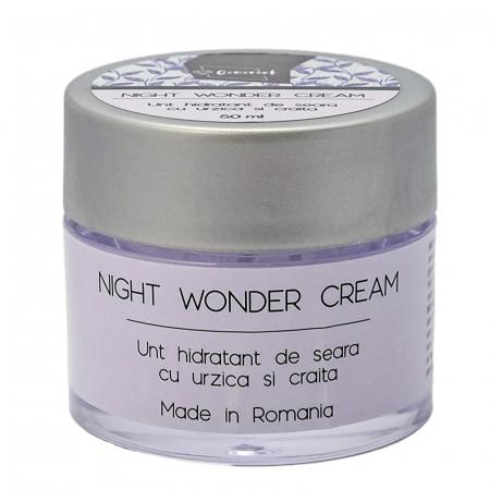Night wonder Cream ORGANIC - Generock