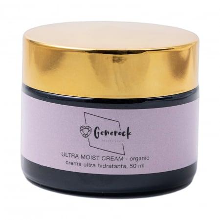 Ultra Moist Cream ORGANIC - Generock