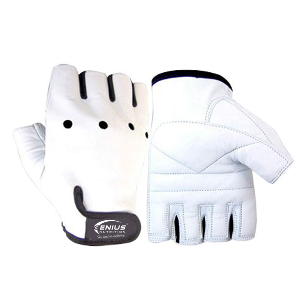 A1-White gloves for training 0