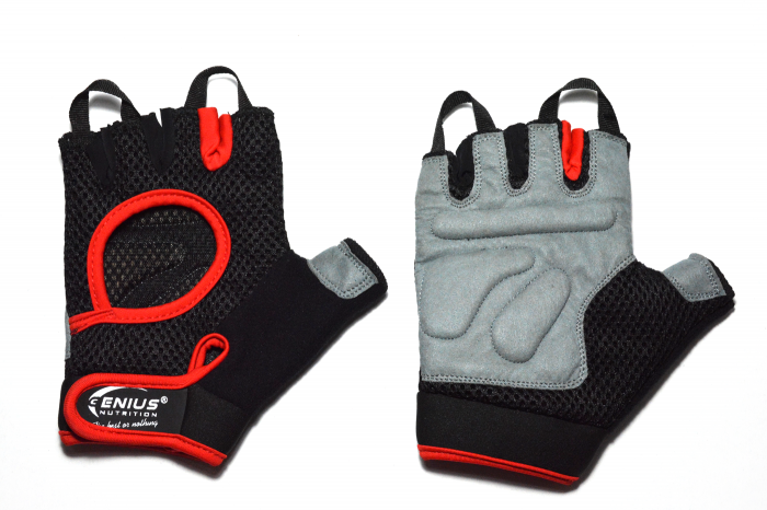 R1-Red gloves for training 0