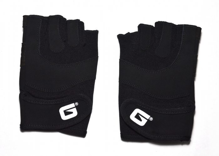 G1-Black gloves for training 0