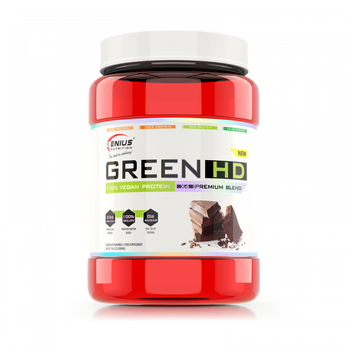 Green-HD (25 Servings/750g) 0