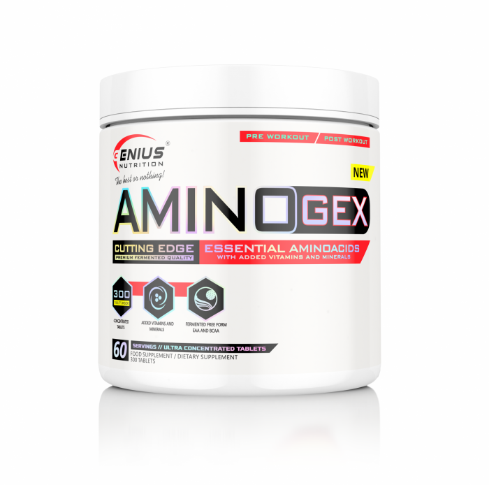 AMINOGEX 300tabs/60 servings 0
