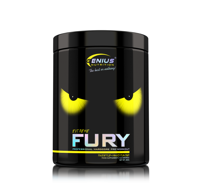 Fury Extreme (22 servings/400g) 0