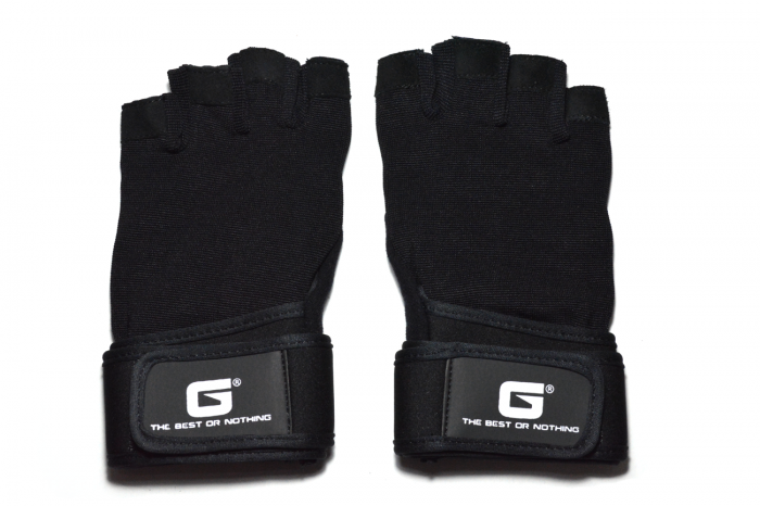 G2-Black gloves for training 0