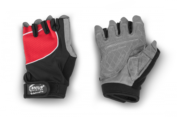 R3-Red gloves for training 0