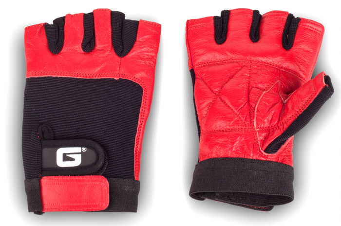 R2-Red gloves for training 0