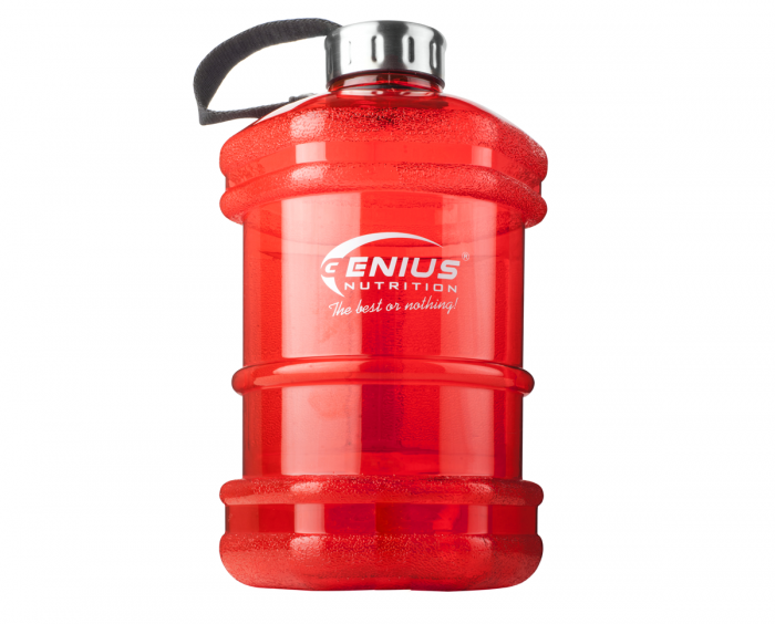 Red Water Bottle 2.3L 0