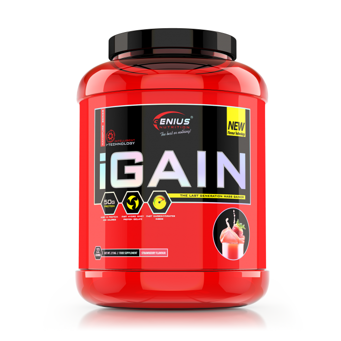 iGain by Genius nutrition 0