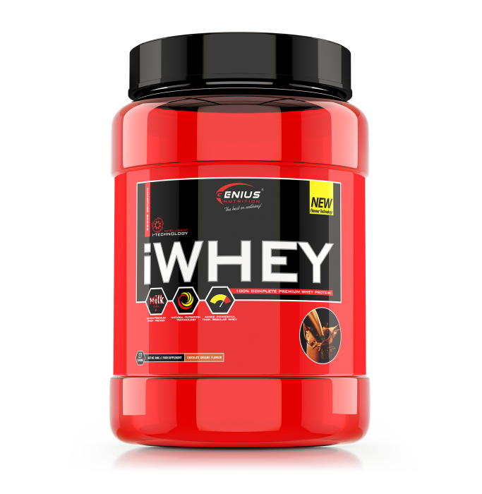 Genius Nutrition iWhey 900g 0