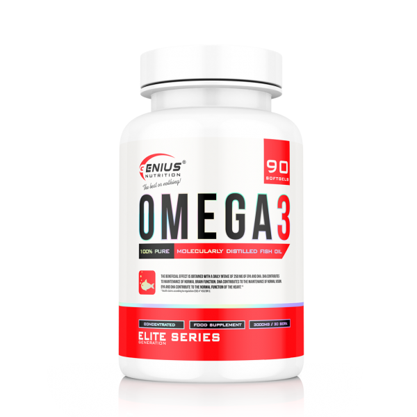 Omega-3 90 softgels 1