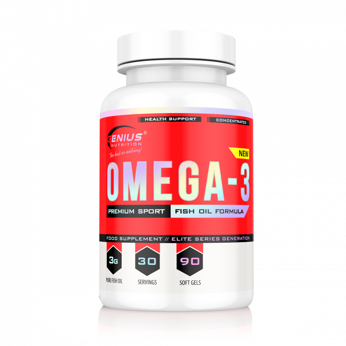 Omega-3 90 softgels 0
