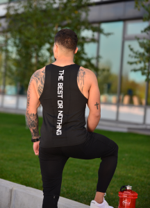 Genius Nutrition® Gym Tank X1
