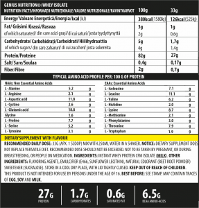 iWhey Isolate 900g1