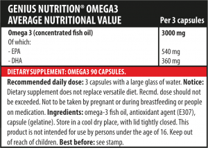 Omega-3 90 softgels2