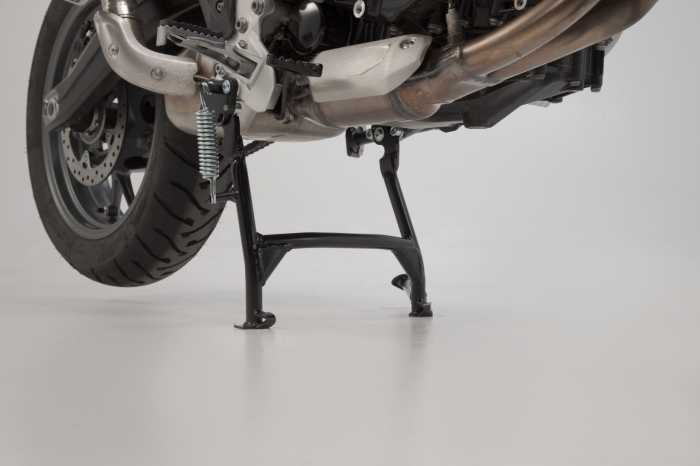 Cric central Black. BMW F 750 GS (17-) with BMW lowering. [0]