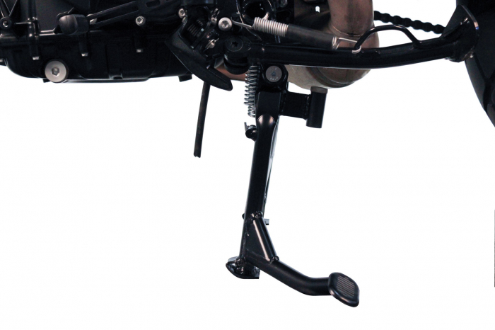 Cric central Black. BMW F650/700GS Lower suspension setting. [0]