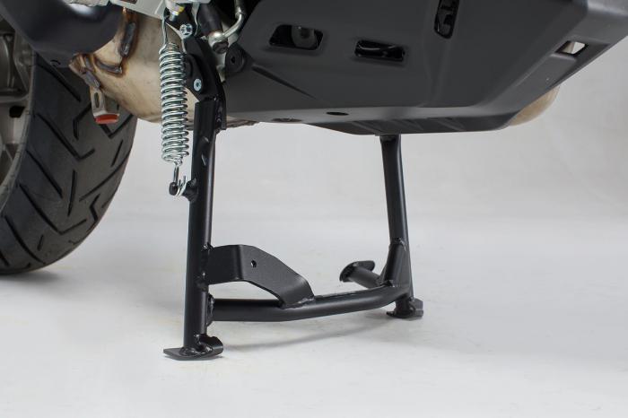 Cric central Black. Ducati Multistrada 950 (16-) / 950 S (18-) [0]