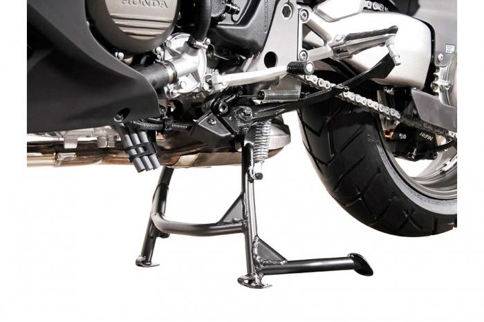 Cric central Black. Honda VFR 800 X Crossrunner (11-14). [0]