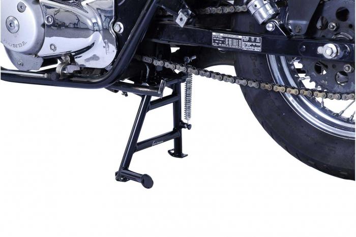 Cric central Black. Honda VT 125 C Shadow (98-06). [0]