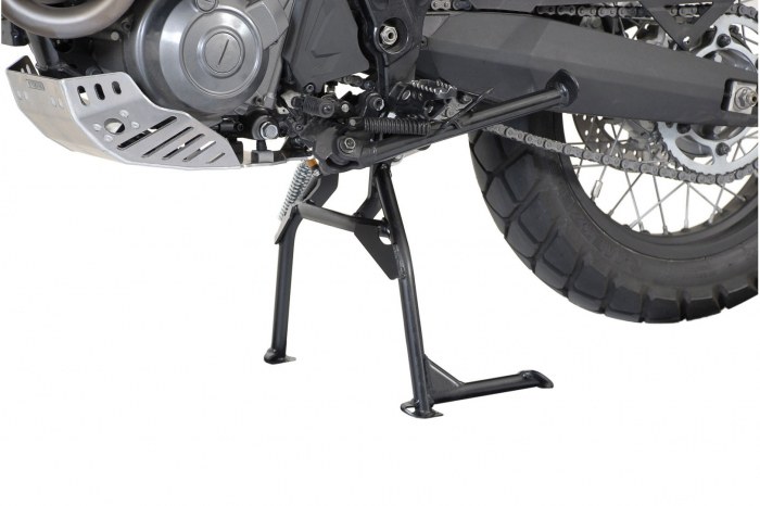 Cric central Black. Yamaha XT 660 Z Tenere without ABS (07-12). [0]
