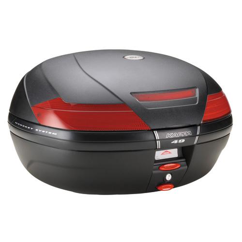 Geanta moto topcase 49 Litri 0