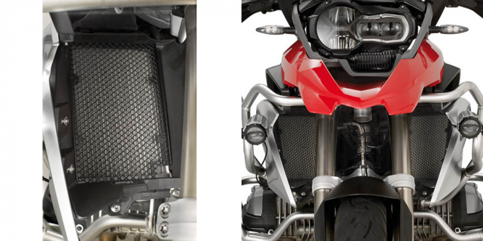 Protectie radiator specifica BMW R 1200 GS Adventure 0