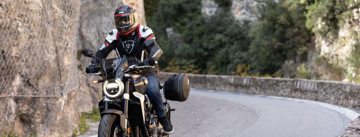 Set genti moto laterale ST609 4