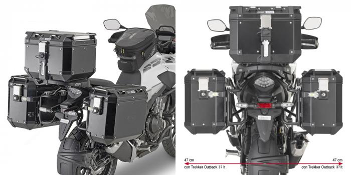 Suport genti laterale Honda CB 500 X 19-21 [0]