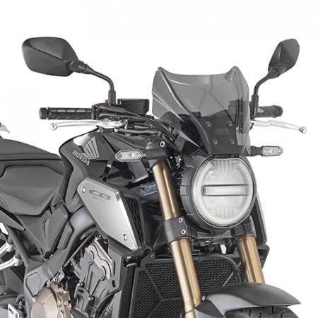 Parbriz fumuriu HONDA CB650R 2019/ Yamaha MT-07 21 [0]