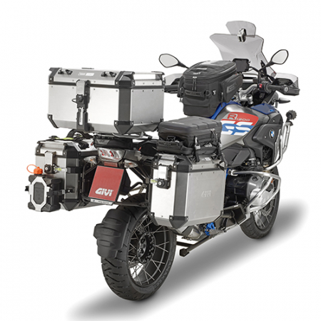 Set genti moto Givi laterale aluminiu [1]