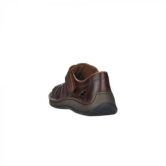 Sandale barbati, piele naturala, 05288-25 2