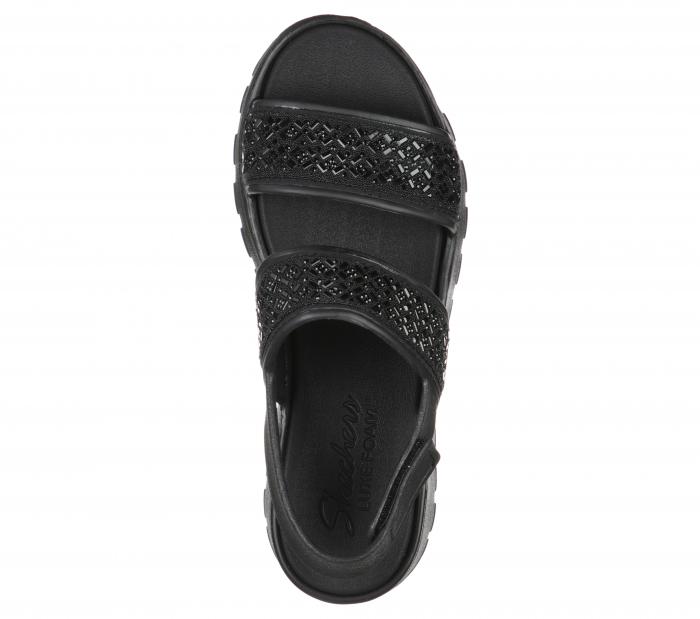 Sandale Skechers Foot Steps Glam 111065/BBK [1]
