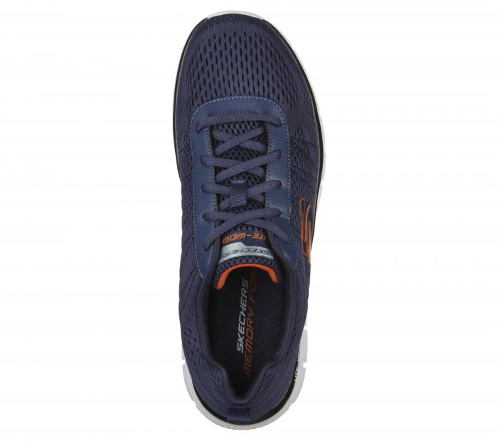 Sneakers barbati Track Moulton NVY 232081 1