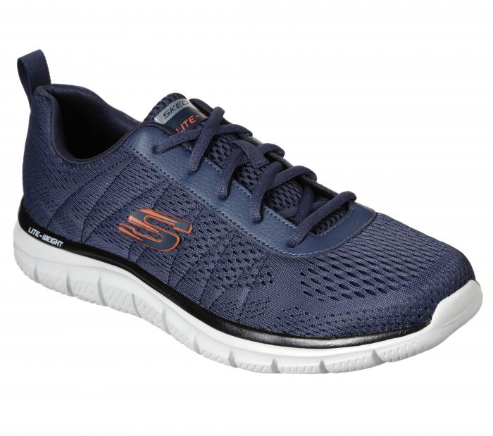 Sneakers barbati Track Moulton NVY 232081 0